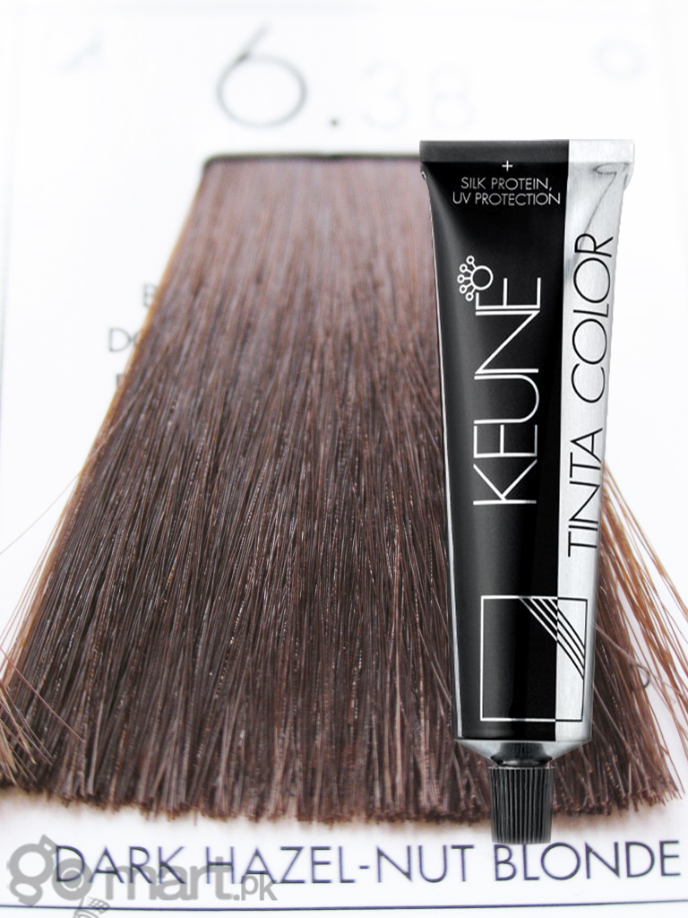 Keune Tinta Color Dark Hazelnut Blonde 6 38 Hair Color