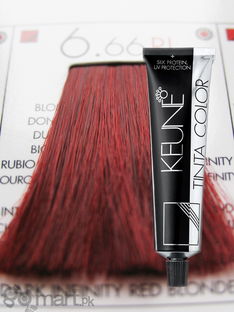 Keune Tinta Color Dark Infinity Red Blonde Ri 6 66 Hair