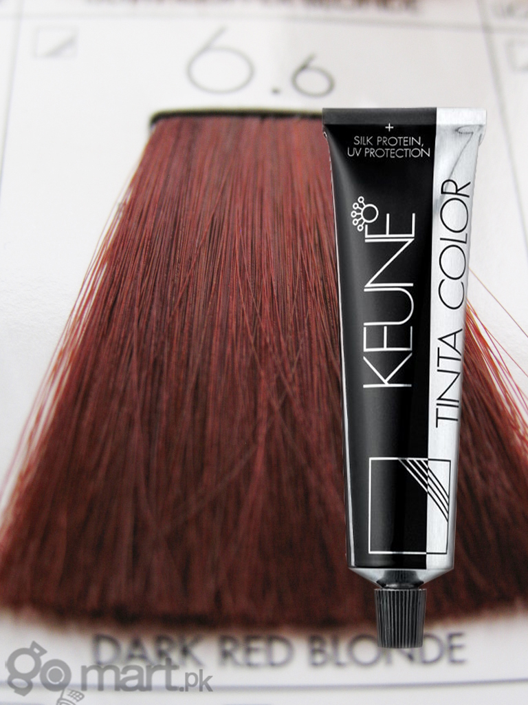 Keune Tinta Color Dark Red Blonde 6 6 Hair Color Amp Dye