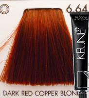 Keune Tinta Color Dark Red Copper Blonde 6 64 Hair Color
