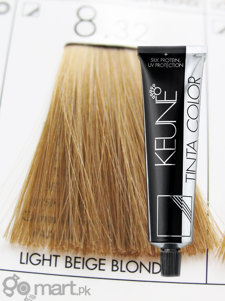 Keune Tinta Color Light Beige Blonde 832 Hair Color Dye Gomart