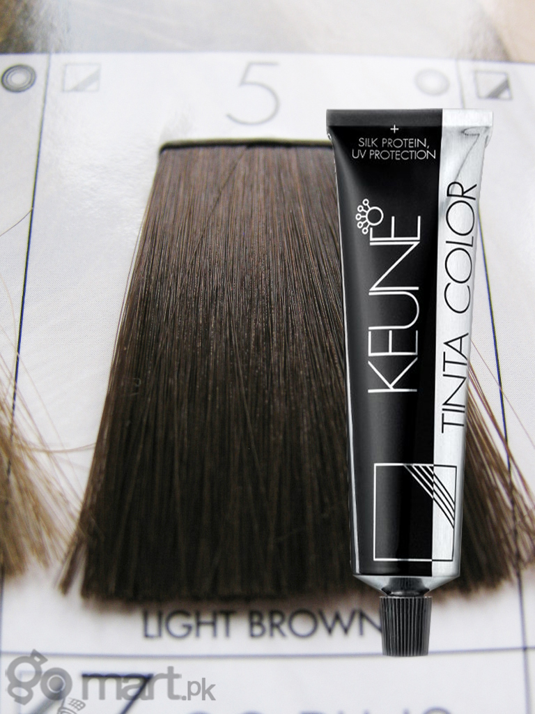 Keune Tinta Color Light Brown 5 Hair Color Amp Dye Gomart Pk