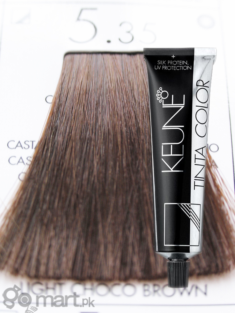 Keune Tinta Color Light Choco Brown 5 35 Hair Color