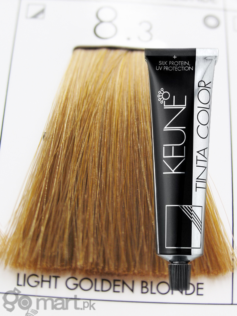 Keune Tinta Color Light Golden Blonde 8 3 Hair Color