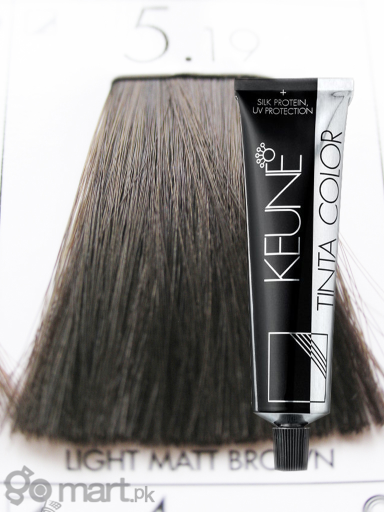 Keune Tinta Color Light Mat Brown 5 19 Hair Color Amp Dye