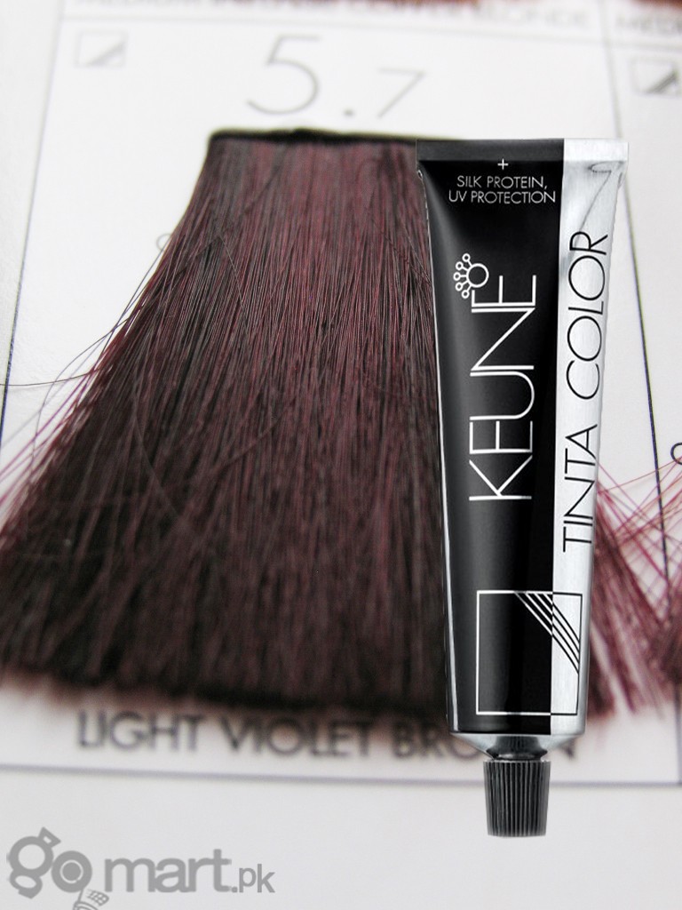 Keune Tinta Color Light Violet Brown 5 7 Hair Color