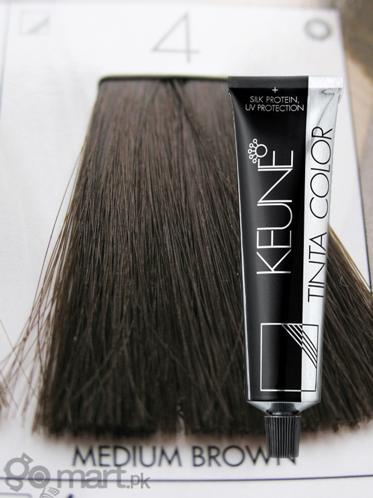 Keune Tinta Color Medium Brown 4 Hair Color Amp Dye