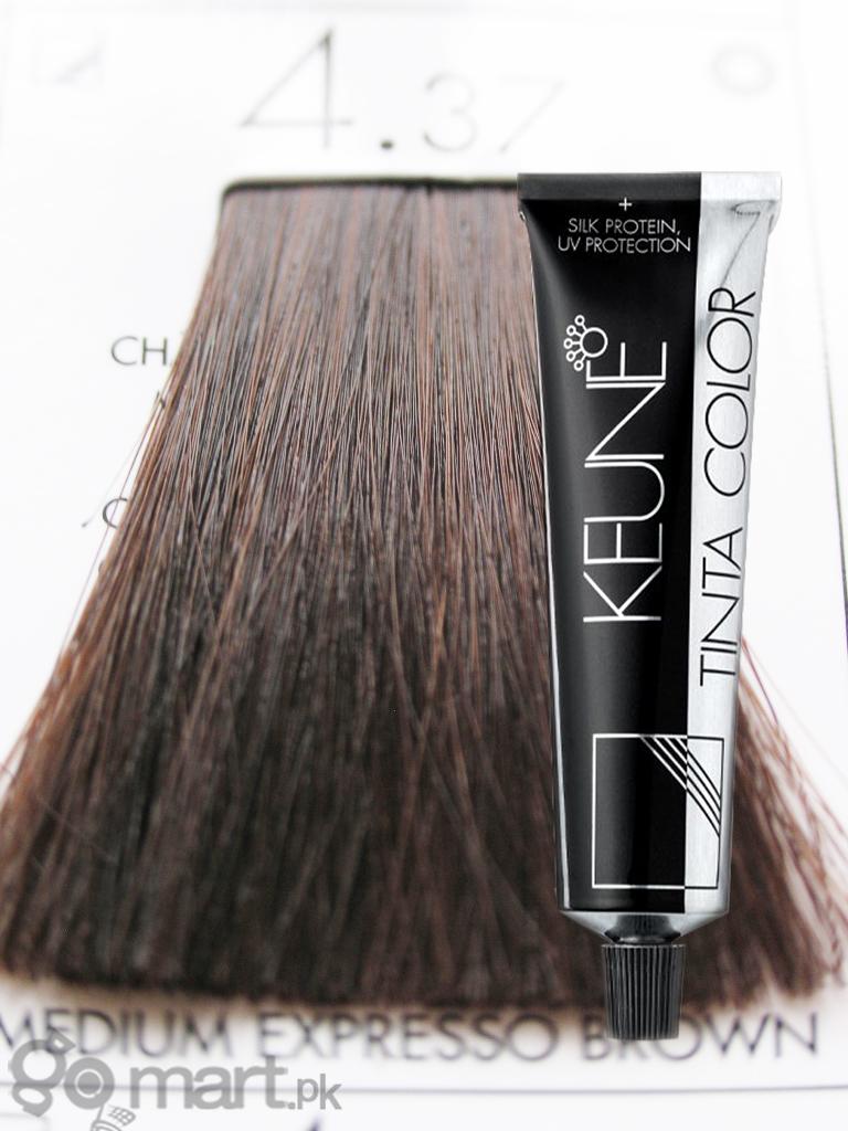 Keune Tinta Color Medium Expresso Brown 4 37 Hair Color