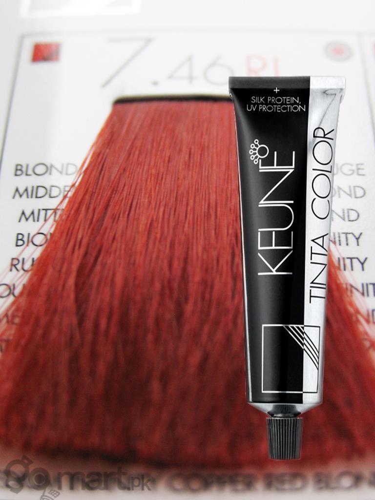Keune Tinta Color Medium Infinity Copper Red Blonde Ri 7