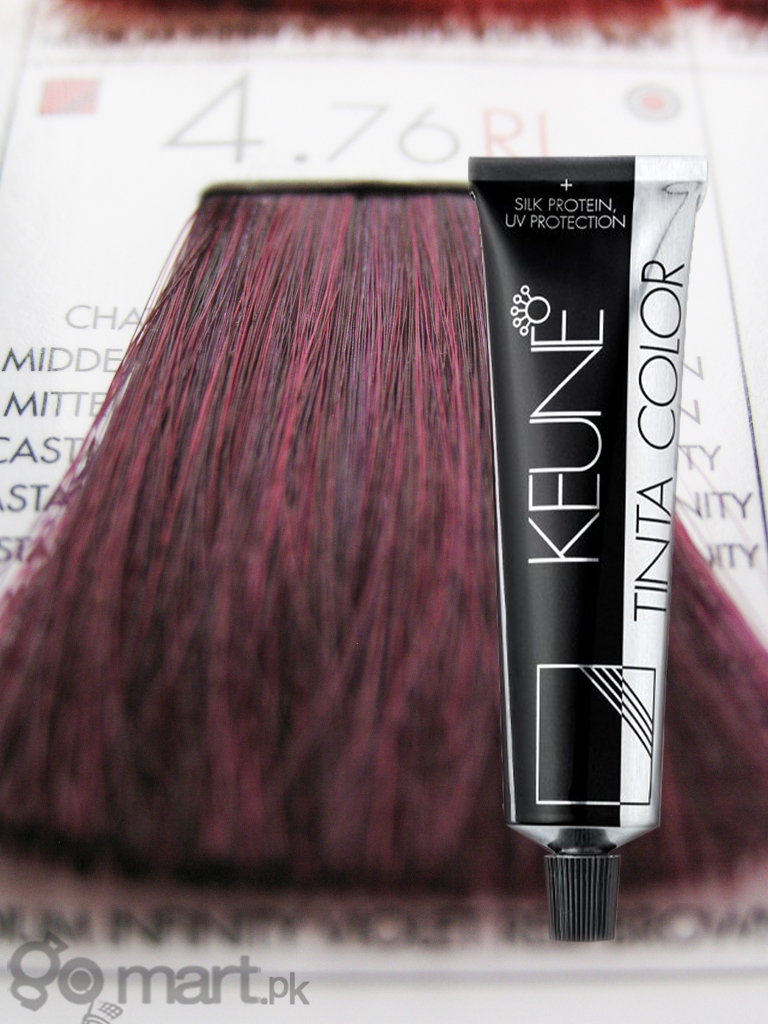 Keune Tinta Color Medium Infinty Violet Red Brown Ri 476 Hair