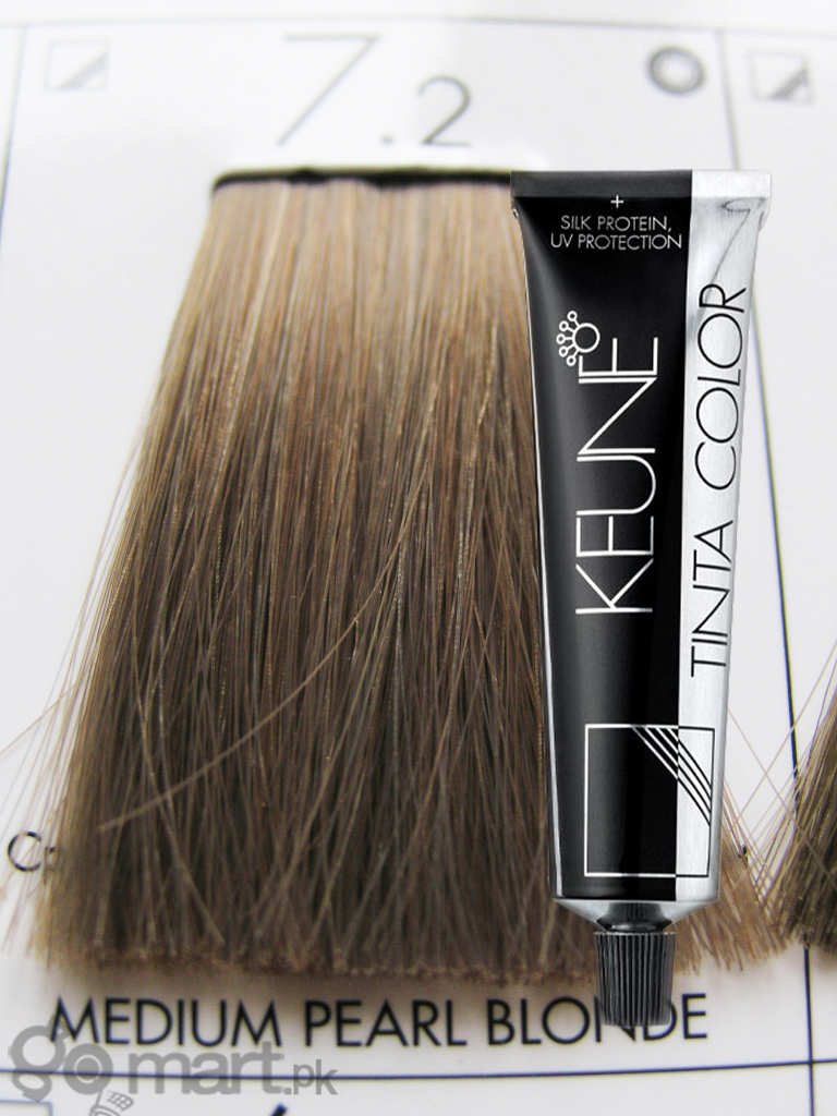Keune Tinta Color Medium Pearl Blonde 7 2 Hair Color
