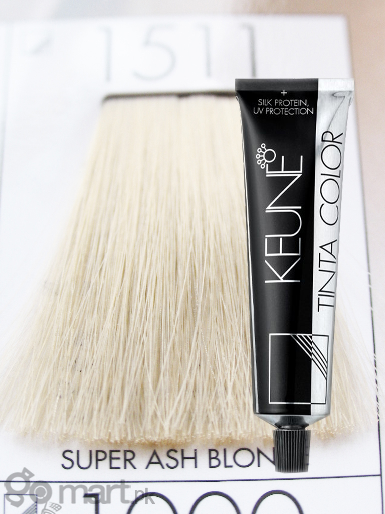 Keune Tinta Color Super Ash Blonde 1511  Hair Color Amp Dye  Gomartpk