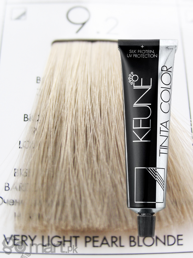 Keune Tinta Color Very Light Pearl Blonde 9 2 Hair Color