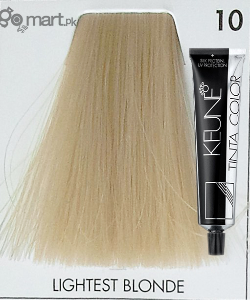 Keune Tinta Color Very Lightest Blonde 10 Hair Color Dye Gomart Pk