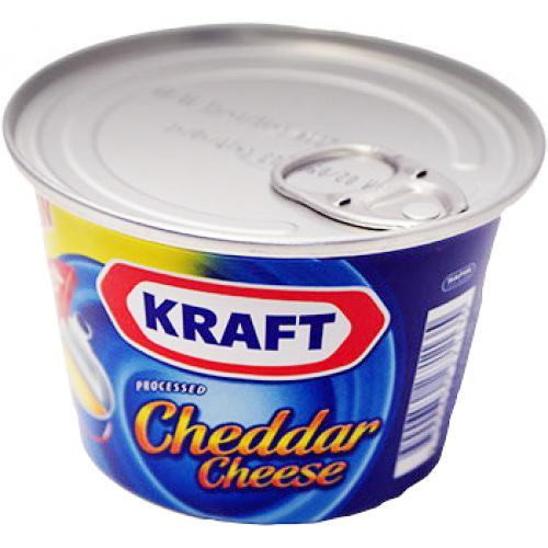 Kraft Cheddar Cheese 200gm
