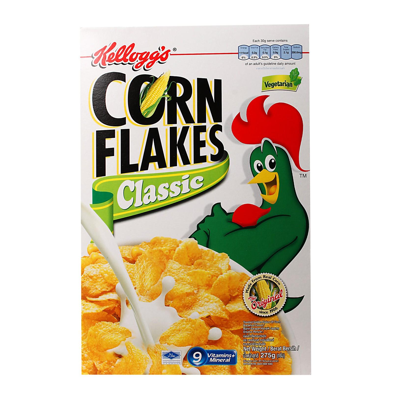 Kellogg S Flakes Classic 150gms Breakfast Cereals