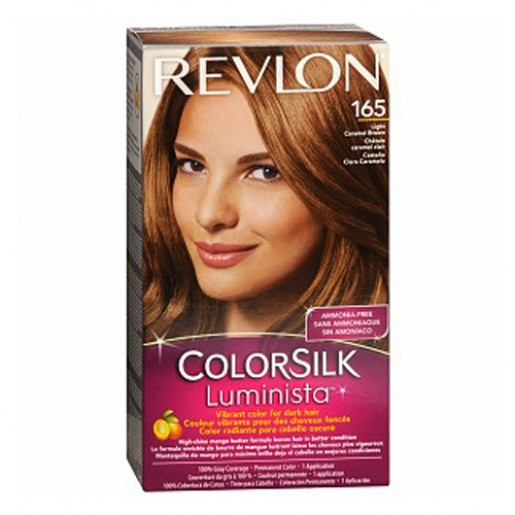 Revlon Colorsilk Luminista Hair Color Dye Light Caramel