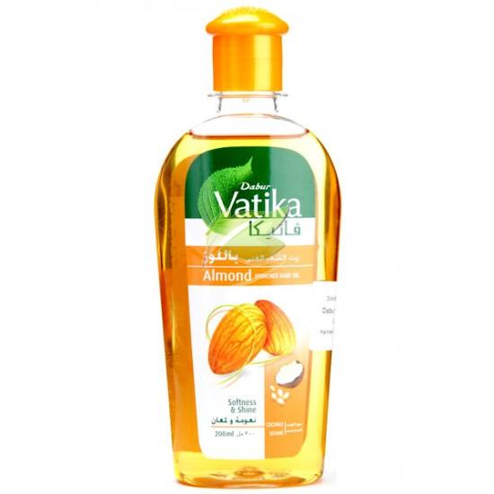 Vatika Almond Enriched Hair Oil 200ml Hair Oil Amp Cream