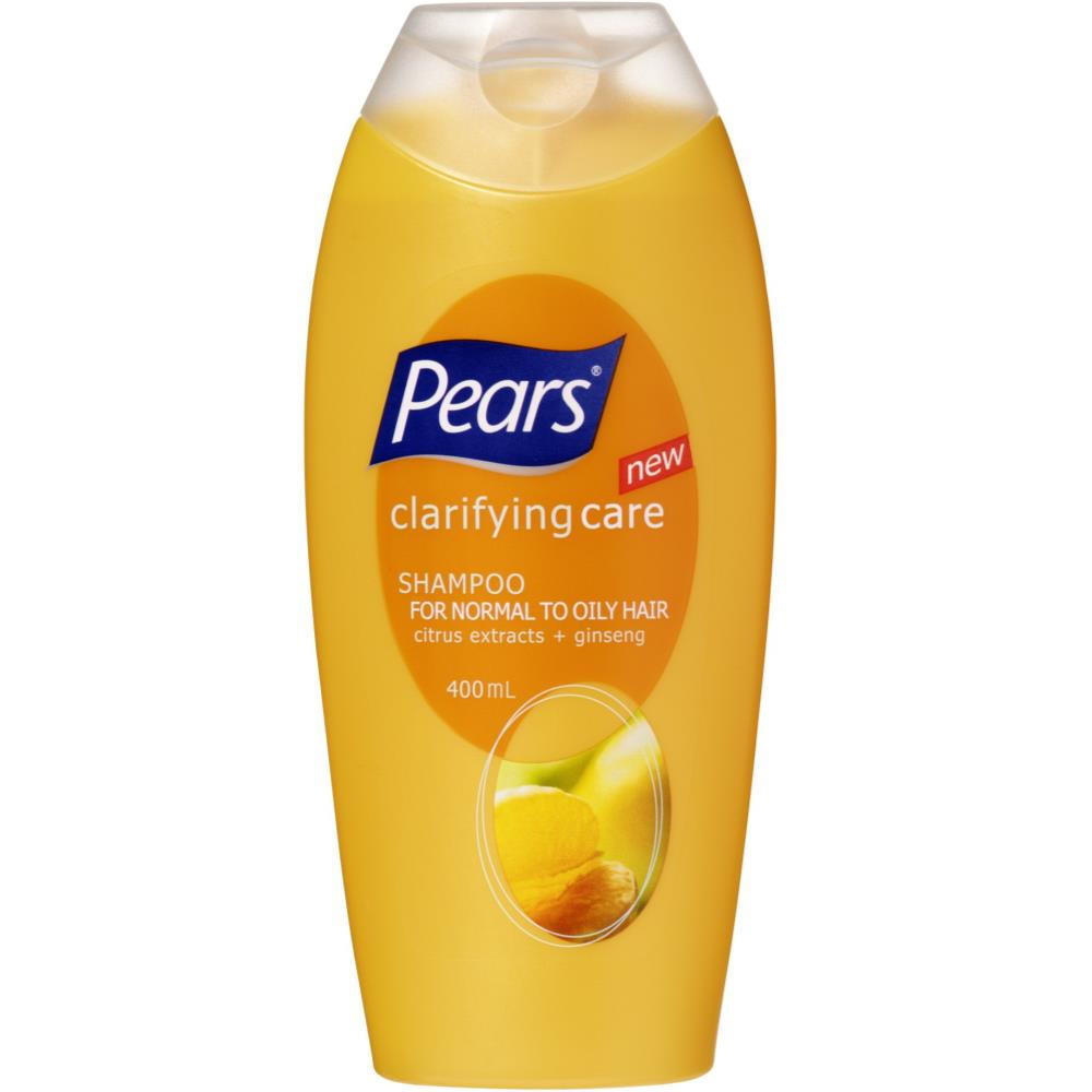 Pears Shampoo Clarifying Care (400ml)
