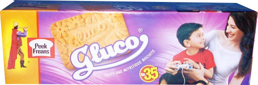 Peek Freans Gluco Biscuit Family Pack Snacks Chips