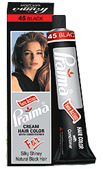 praima hair color natural black 45 hair color dye