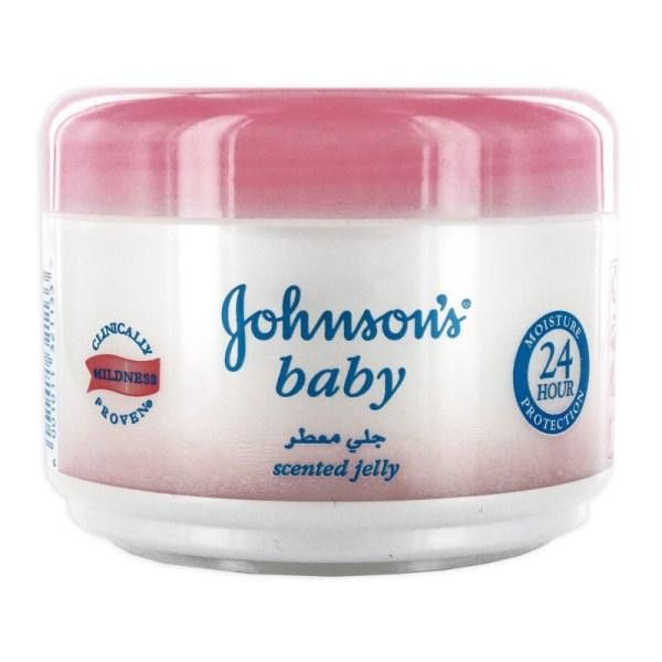 Johnson S Baby Lightly Fragranced Jelly 100ml Rash Cream
