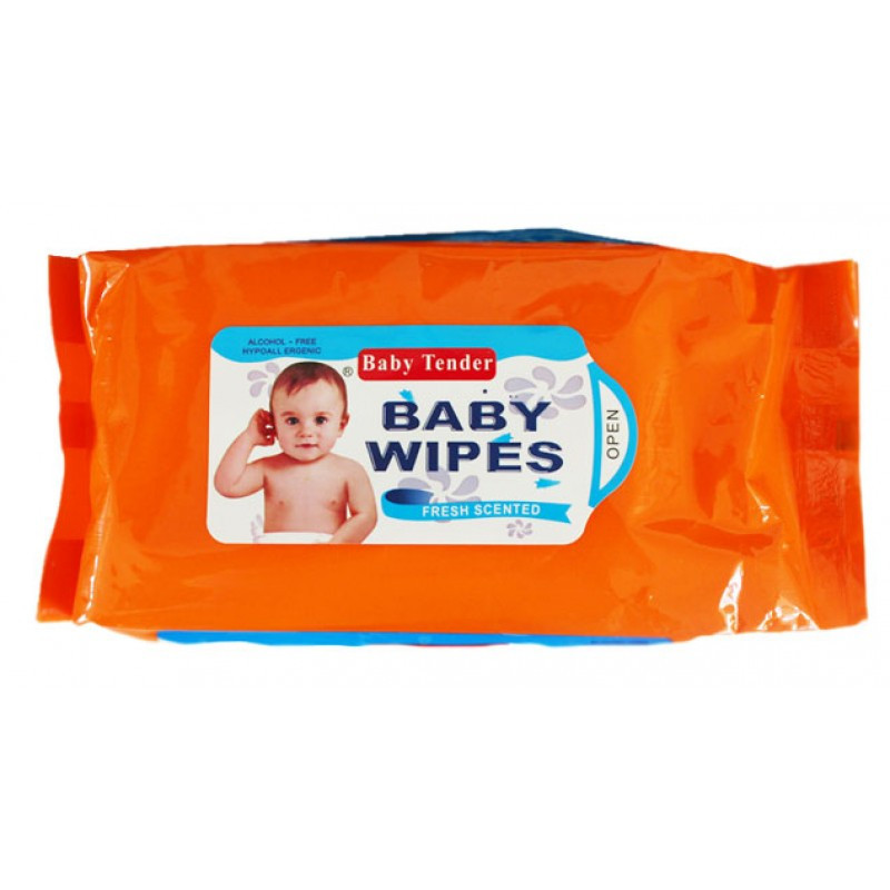 Baby Tender China Baby Wipes Wipes Gomart Pk