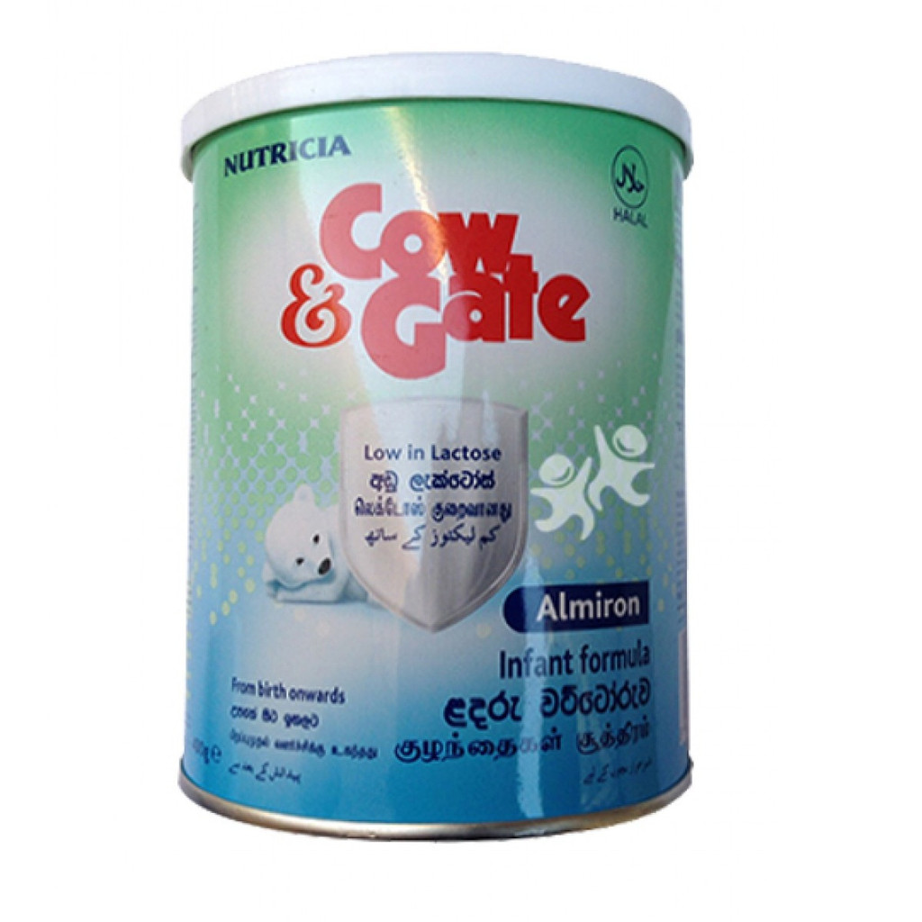 Cow And Gate Lactose Free Baby Food