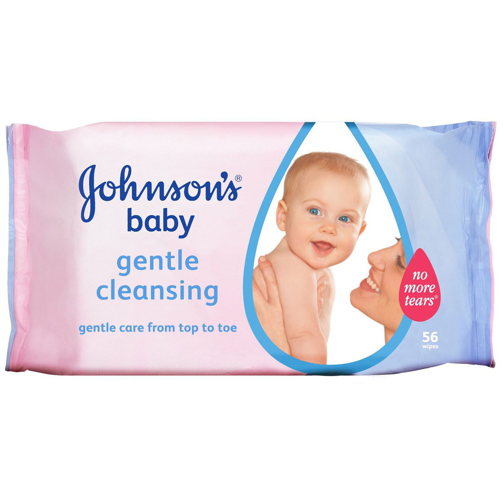 Johnson baby wipes deals