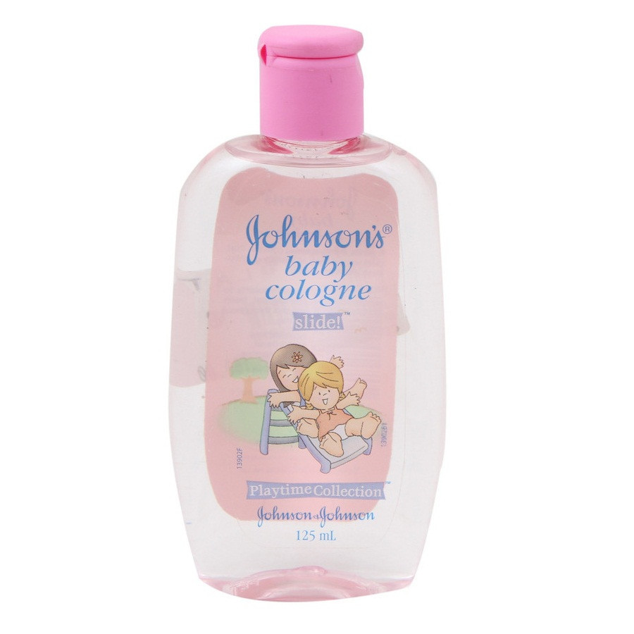 Johnson S Baby Slide Cologne Shampoo Lotion Soap