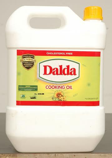 Dalda Cooking Oil Can 10ltr Cooking Oil Gomart Pk