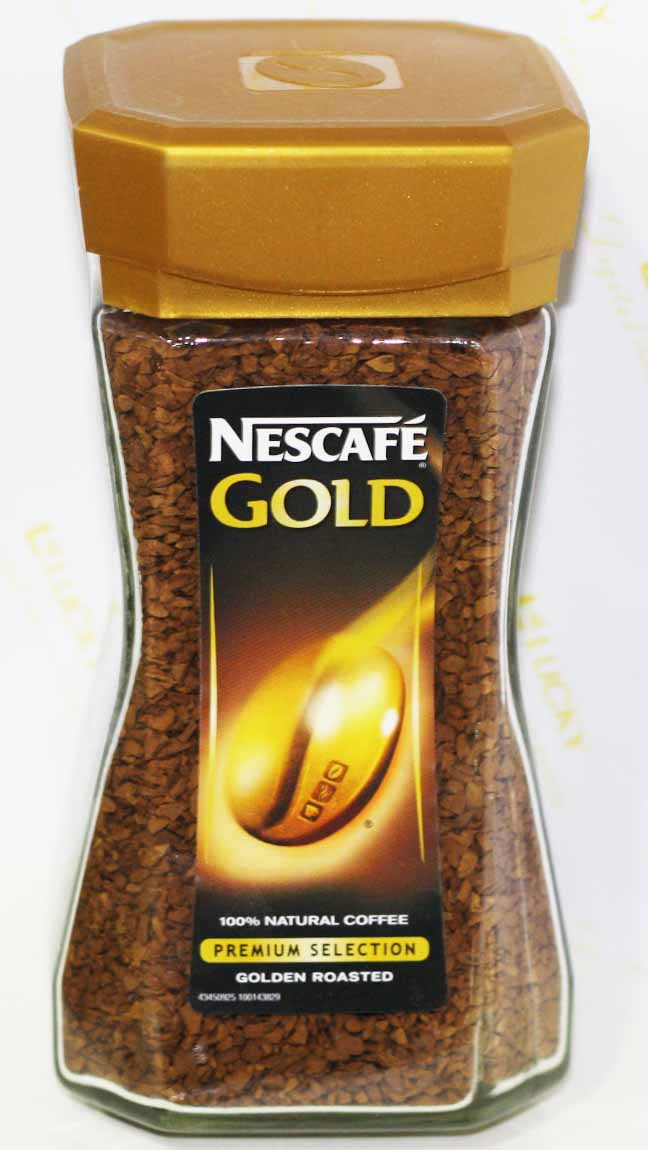 Nestle Nescafe Gold 200gm Tea Amp Coffee Gomart Pk