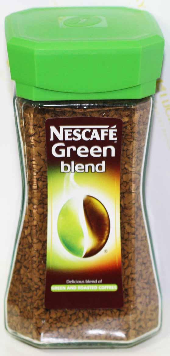 Nestle Nescafe Green Blend 100gm Tea Amp Coffee Gomart Pk