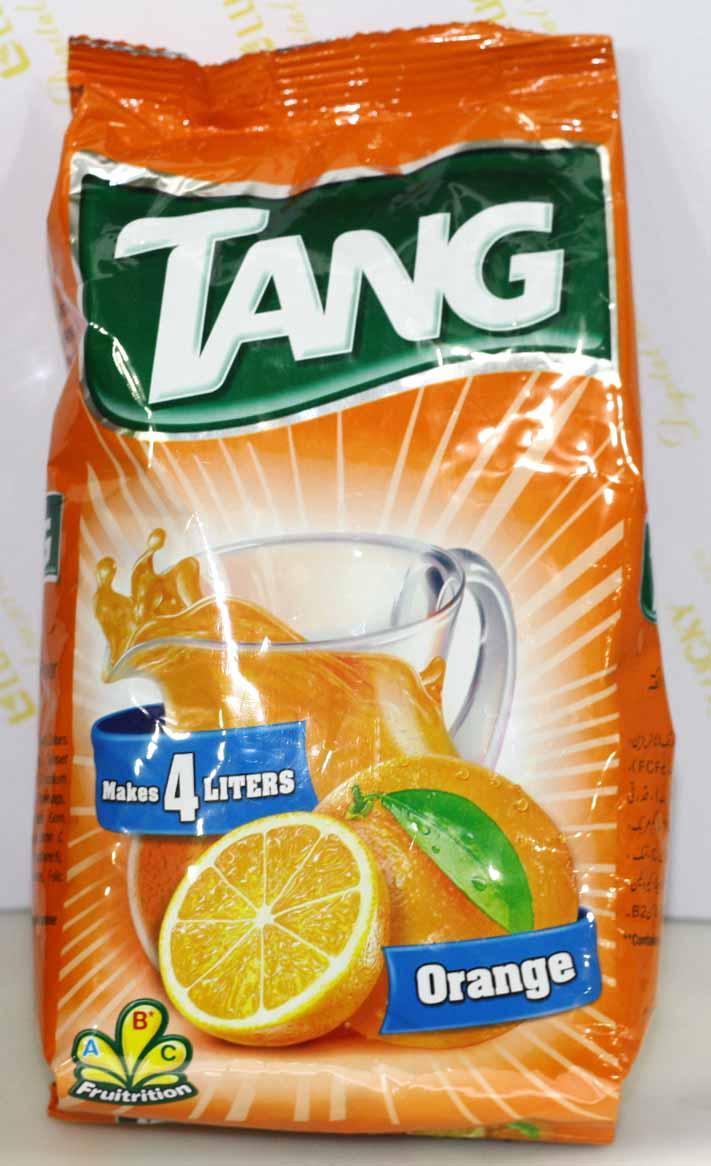Tang Orange 500gm Soft Drinks Gomart Pk