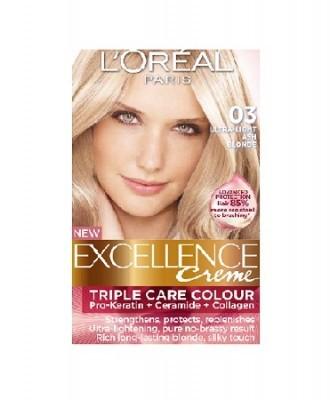 star blonde hair