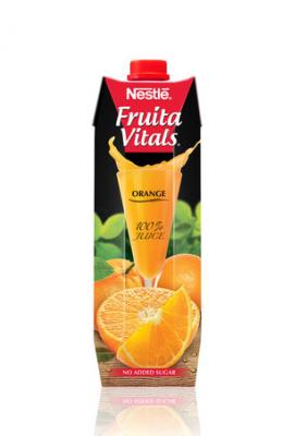 Nestle Fruita Vitals Orange Juice 1lt Juices Gomart Pk