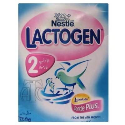 Nestle Lactogen 2 200gms Baby Milk Gomart Pk