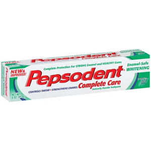 pepsodent toothpaste types