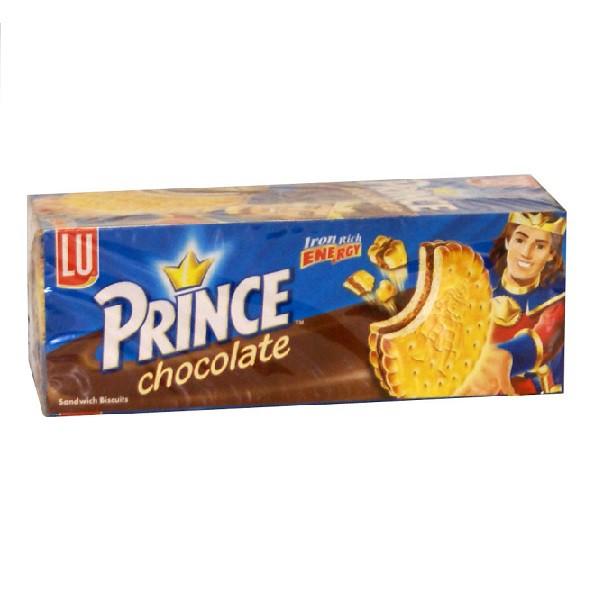 Lu Prince Chocolate Family Pack Snacks Chips