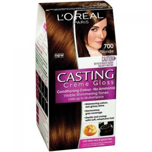Loreal Paris Casting Creme Gloss 700 Dark Blonde - Hair ...