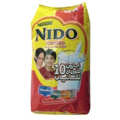 Nestle Nido Fortified Instant Milk Powder (400Gms) - Baby